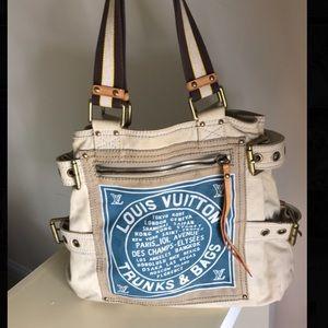 Loud Vuitton Bag